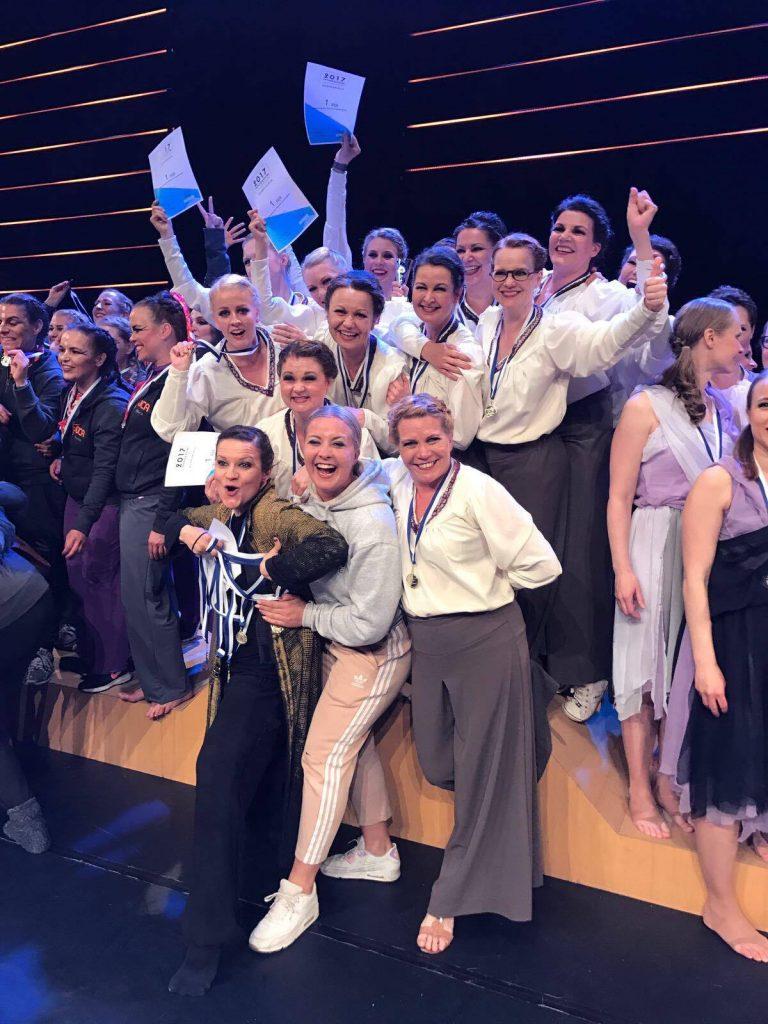 TanssiStartti 2017 kuvia leirin tunnelmista - tanssikurssit.fi