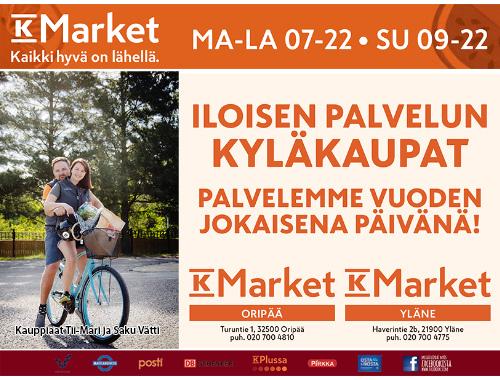 K-market Yläne