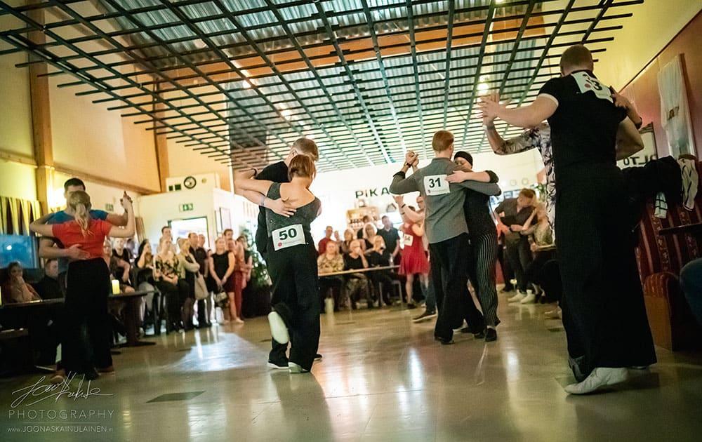 Jack & JIll -kilpailu TanssiStartti 2019