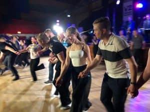 Jack & Jill Kilpailu TanssiStartissa