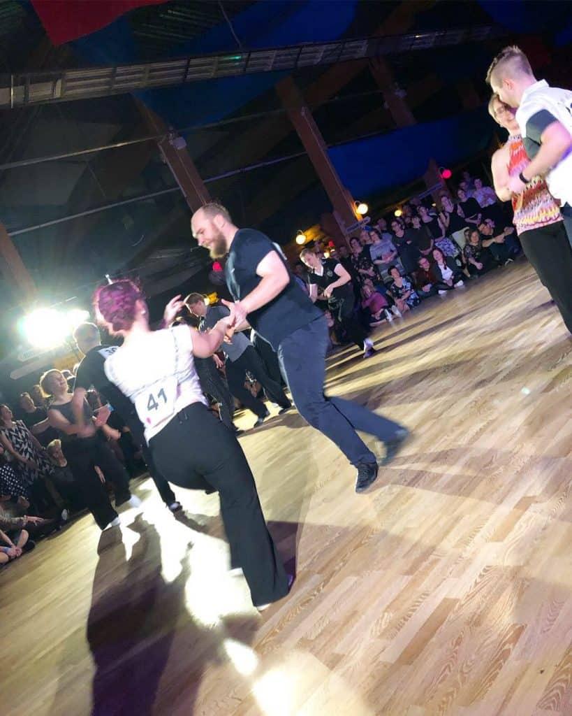 Jack & Jill Kilpailu TanssiStartissa2
