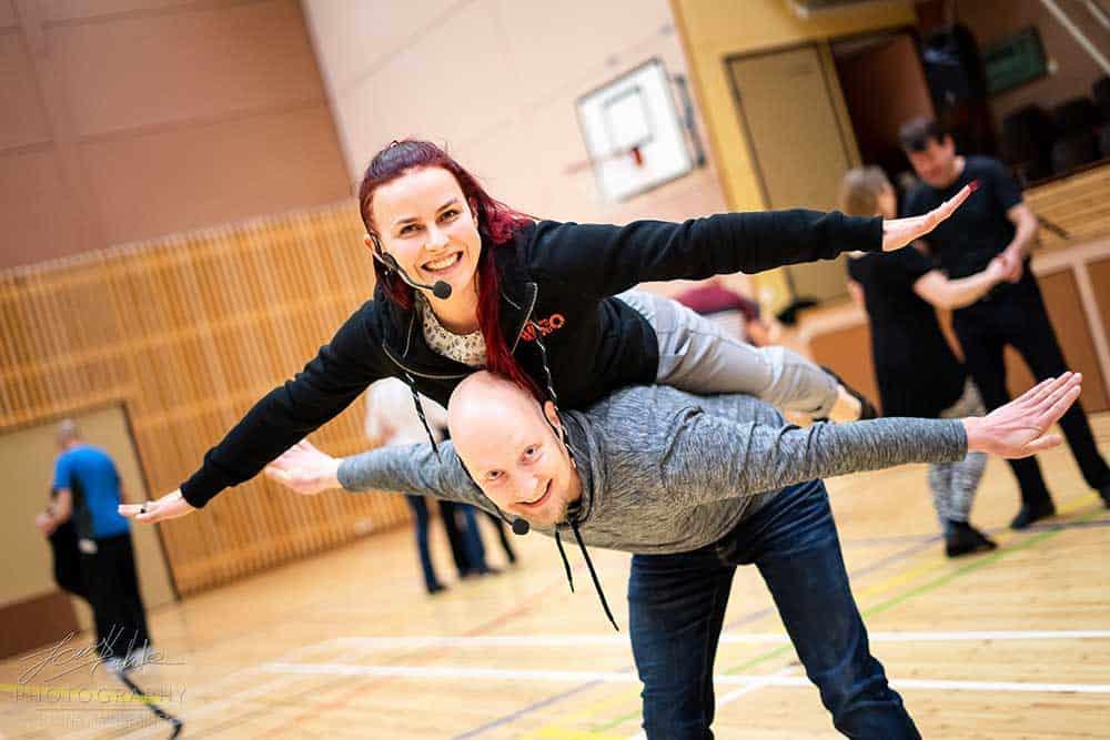 Anne-Riina Hurskainen & Tapani Hasa, TanssiStartti 2019