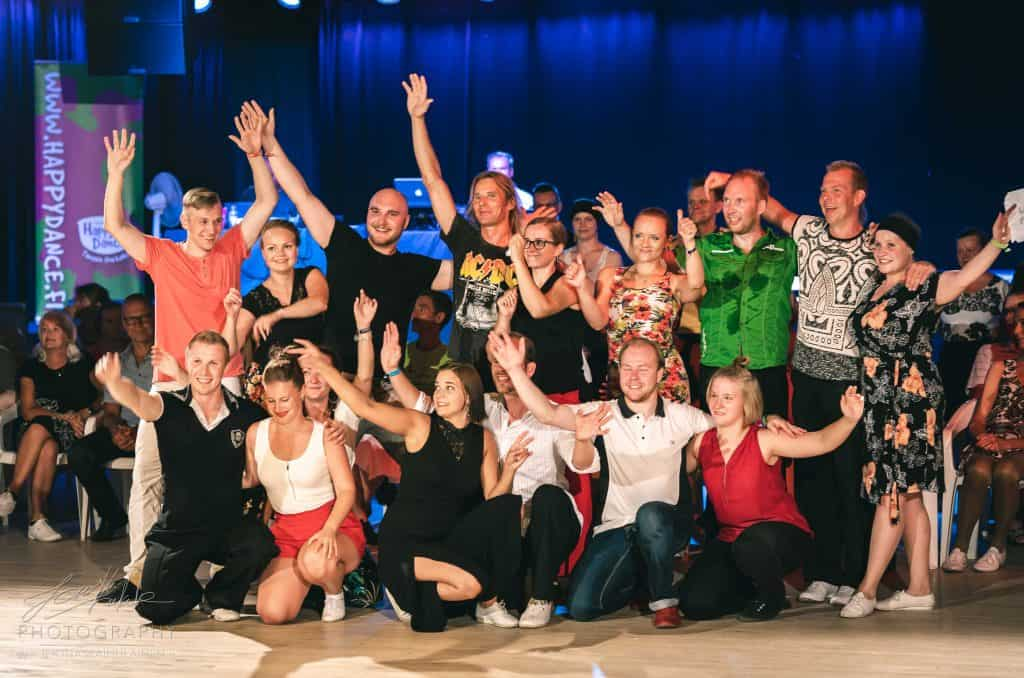 Valasrannan tanssileiri 2018
