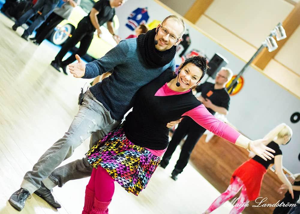 Suomalainen tango esillä suuressa juhlagaalassa