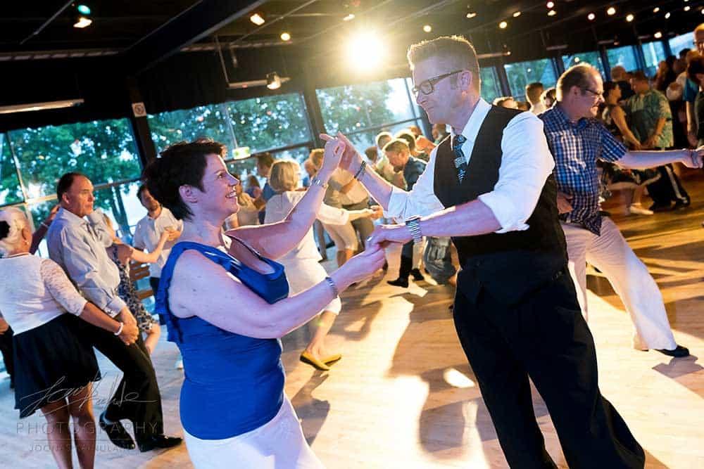 Jari ja Sari Aaltonen Valasrannan Tanssileiri 2017
