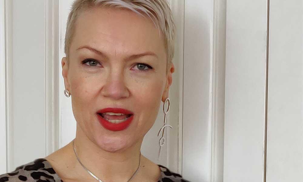 Tanssinopettaja Susa Matson