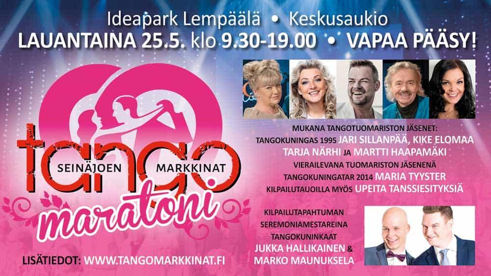 Ideapark 25.5. Tangomaraton