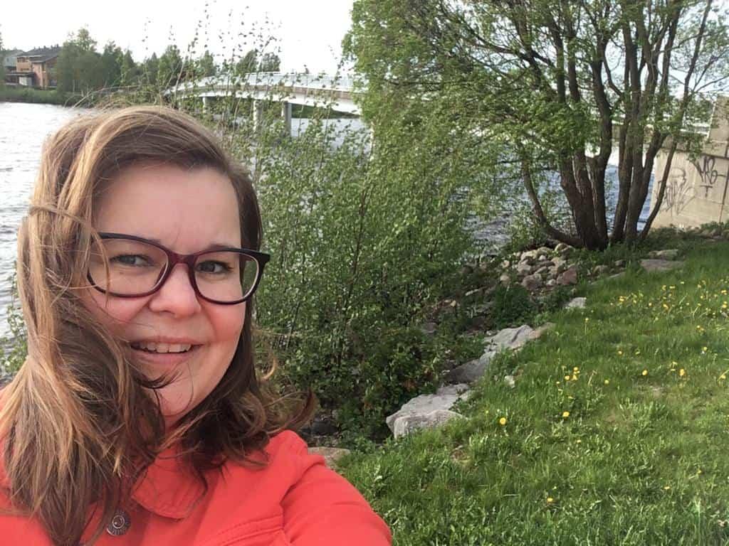 Satu Ruohomäki, Oulussa tuulee