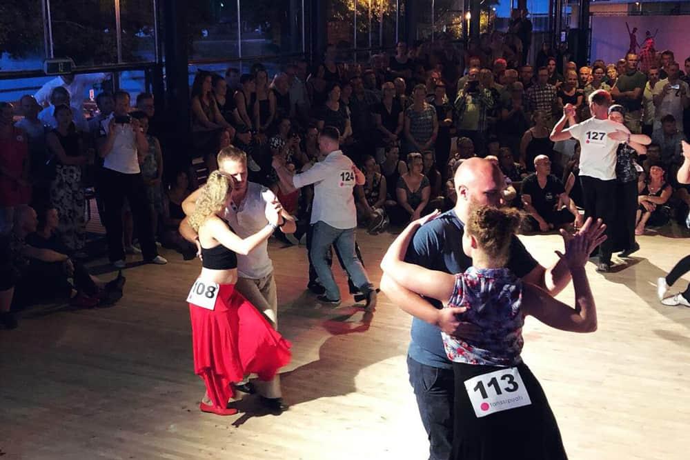 VTL Jack & Jill -kilpailun finaali