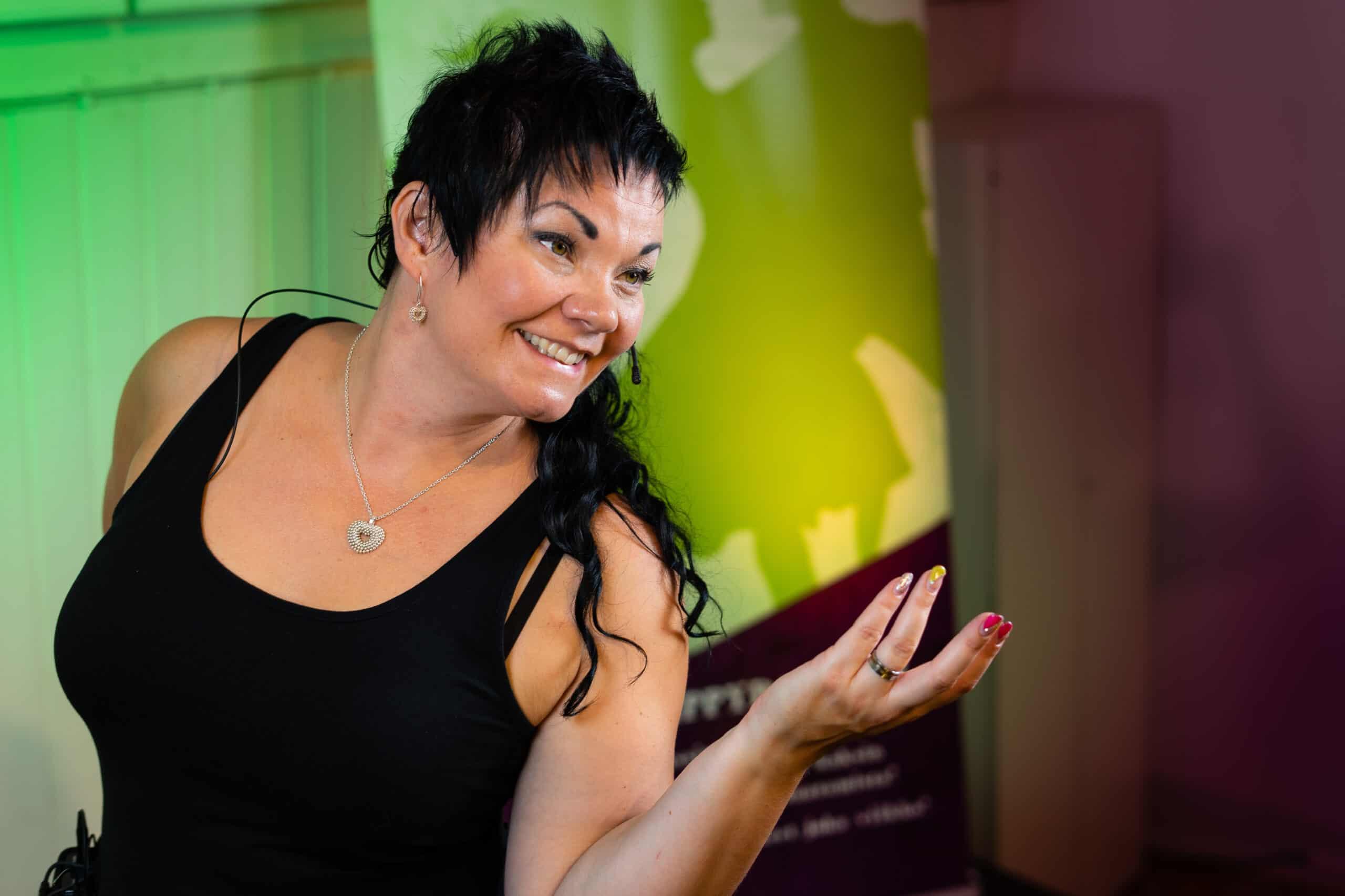 Kati Koivisto Tanssikoulu Happy Dance