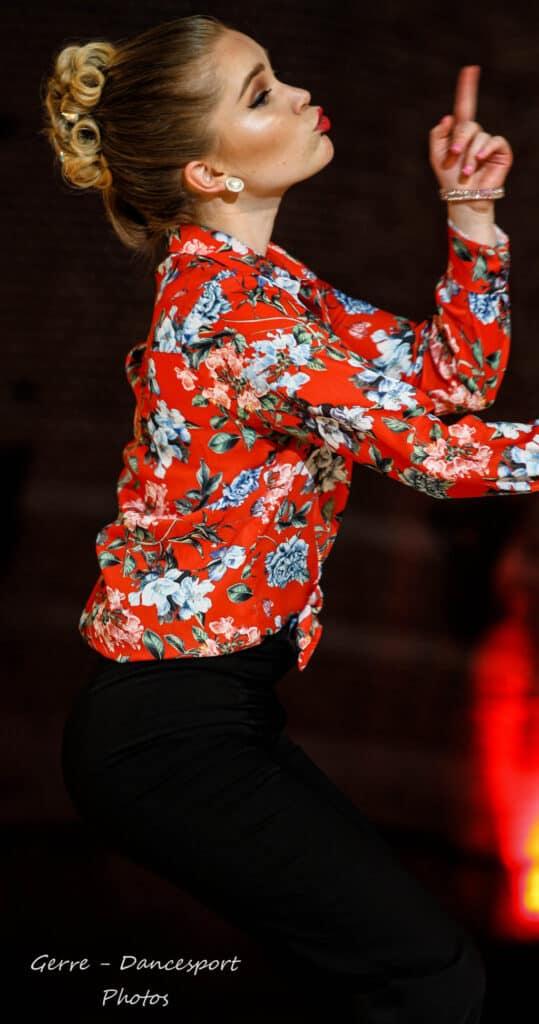 Mari Munne Boogie Woogie tanssija