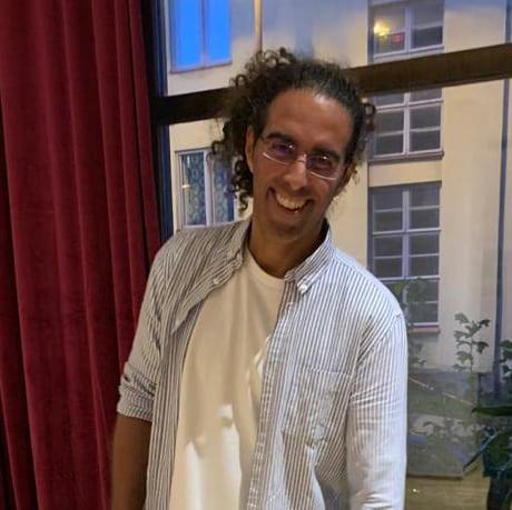 Omar Bakr, Tanssinopettaja Helsinki