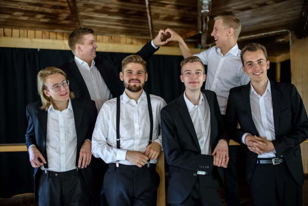 Komiat orkesteri, vuoden 2018 SMORK-voittaja