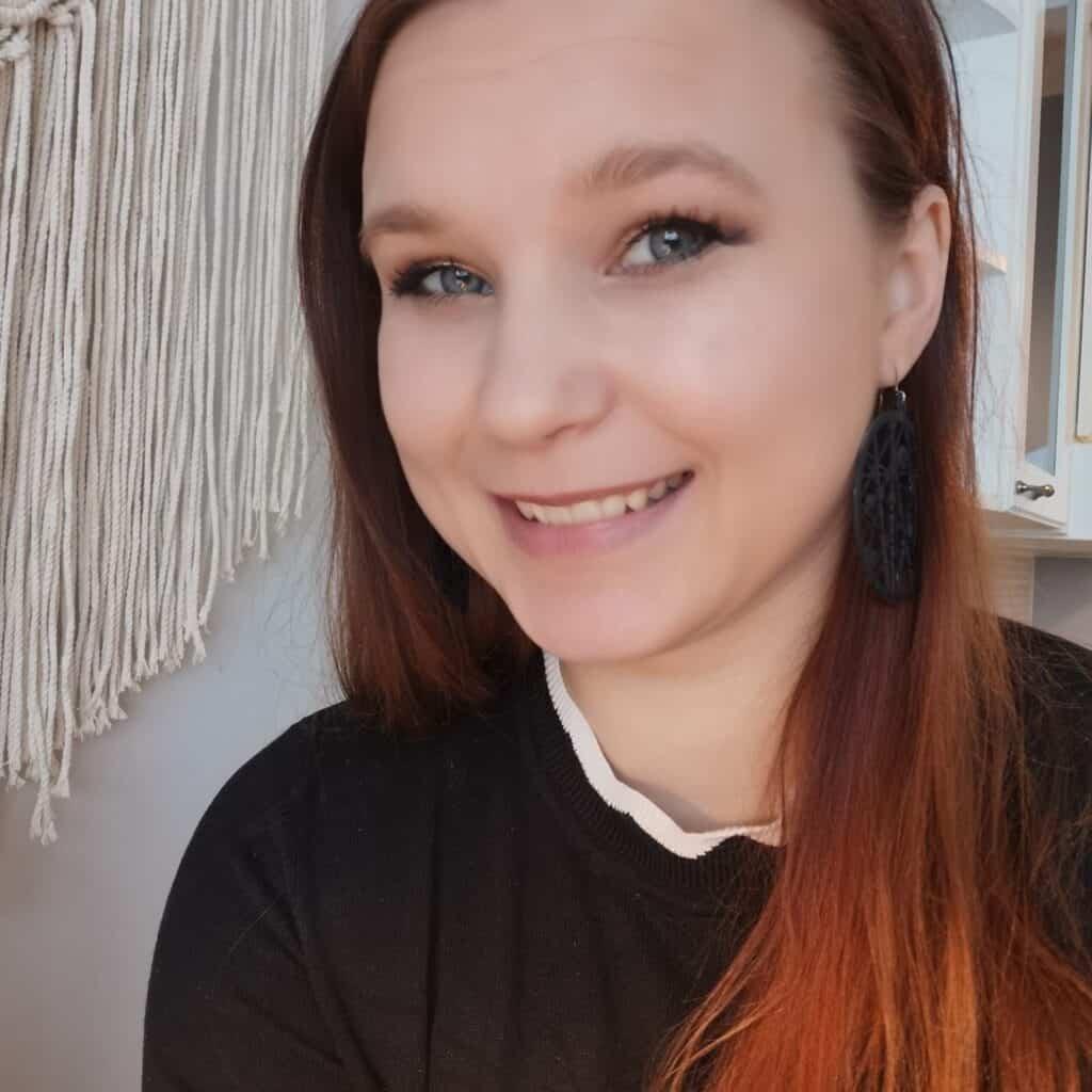 Tanssinopettaja ja tanssija Hanna Ojanaho