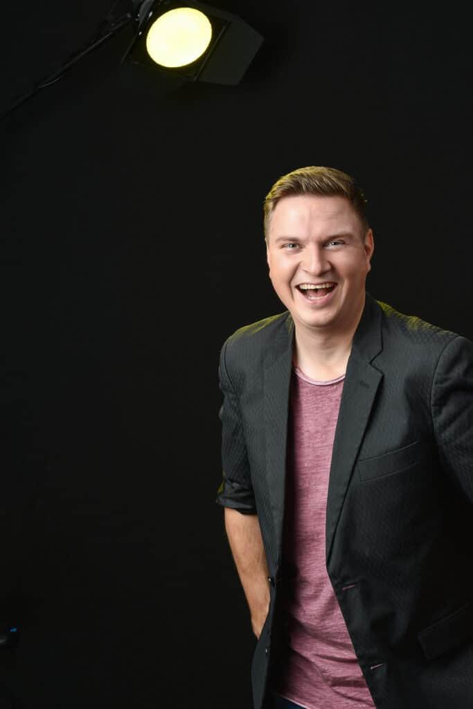 Jukka Hallikainen, tangokuningas ja mukava mies