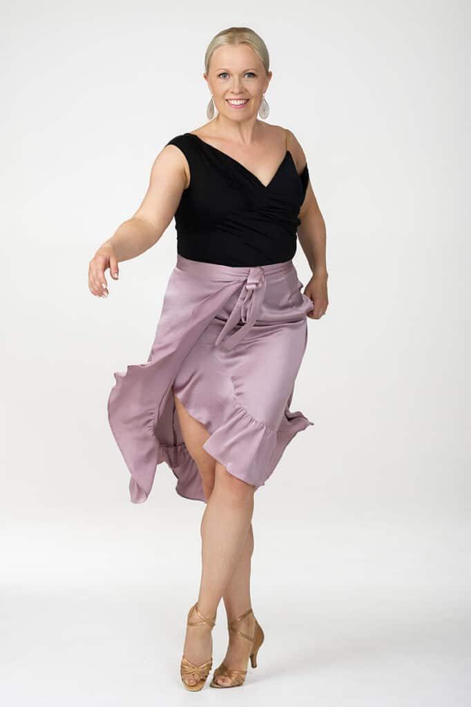 Tanssija ja tanssinopettaja Saara Tuikkala