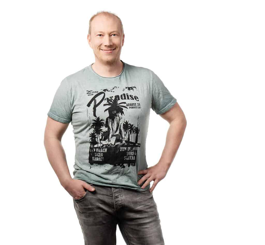 Tanssinopettaja Antti Törmänen, Paimio