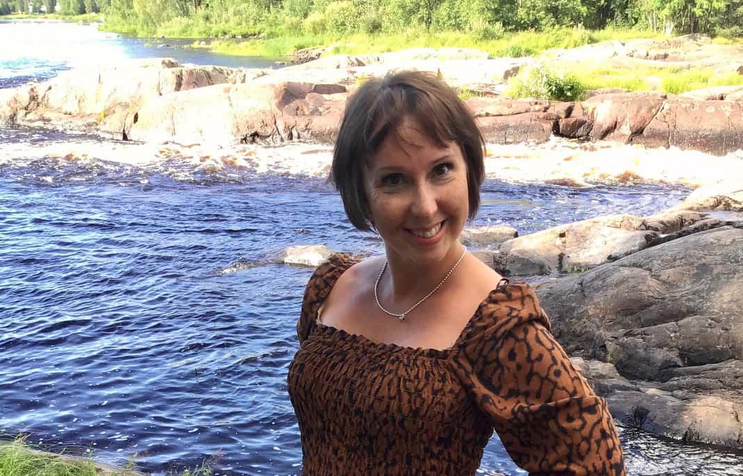 Tanssinopettaja Sannu Heikkilä